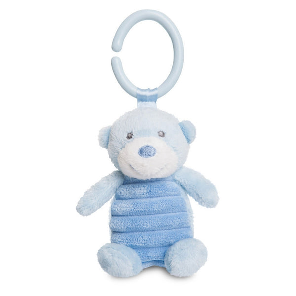 Bonnie C-Clip Squeaker Blue plush toy 6.5In / 16 cm