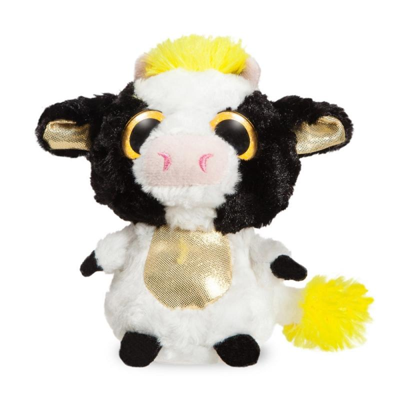 Mooey Cow plush toy 5In / 13 cm