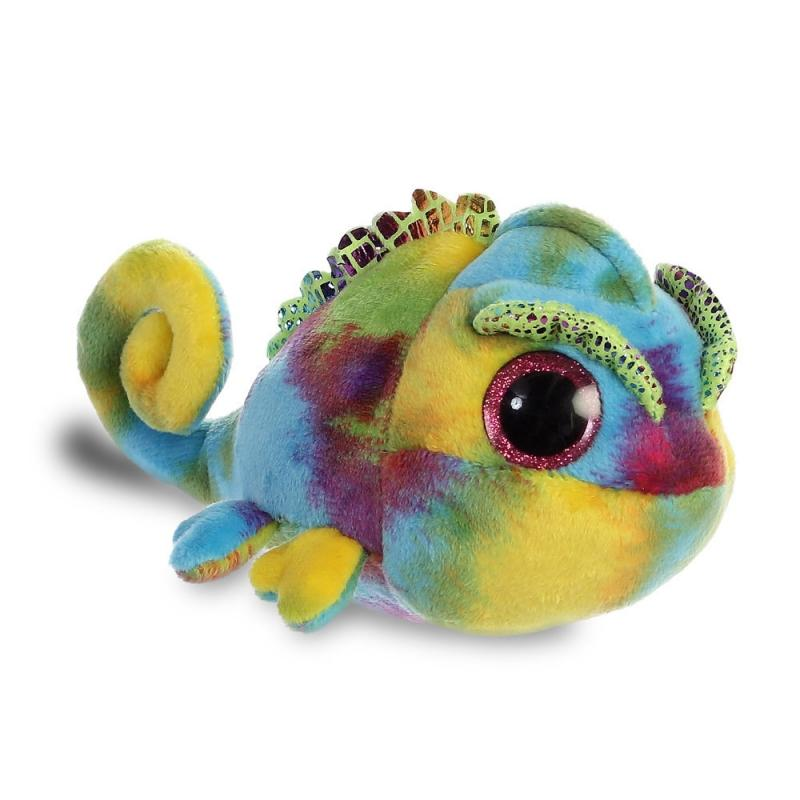 Camee Chameleon plush toy 5In / 13 cm