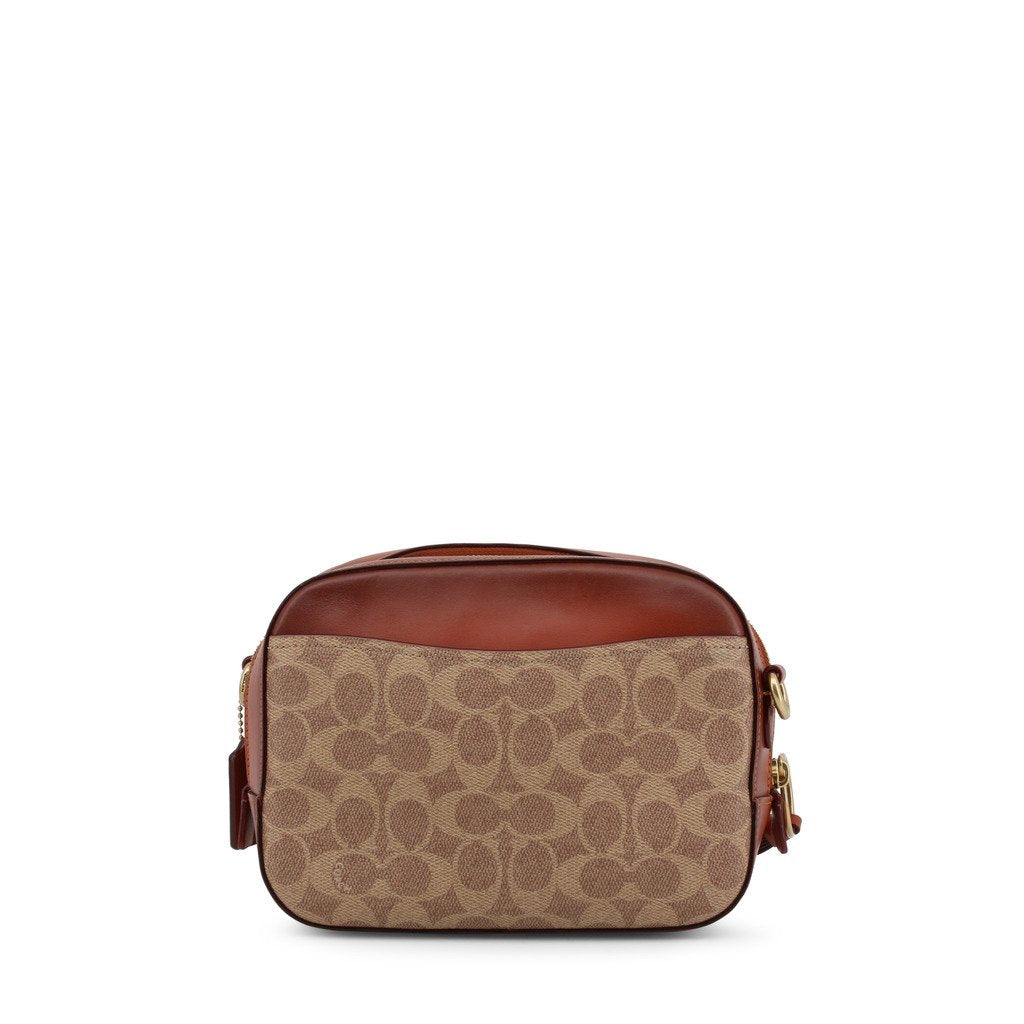 Coach Camera Bag In Signature Canvas