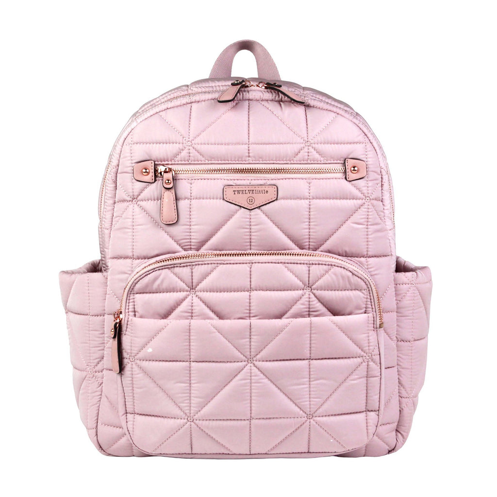 TWELVElittle Companion Backpack in Plush Pink