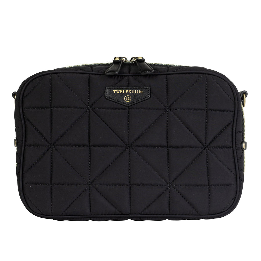 TWELVElittle 12Little Diaper Clutch in Black