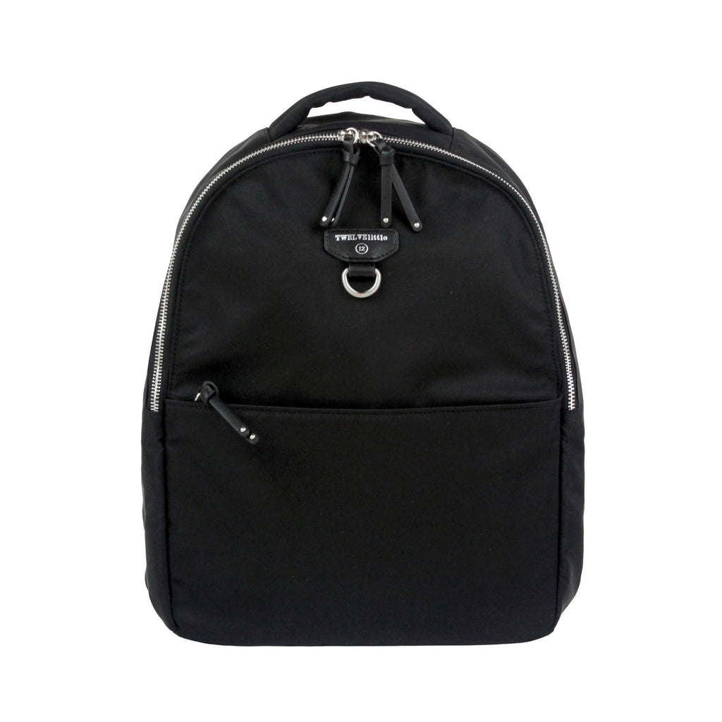 TWELVElittle Mini-Go Backpack in Black