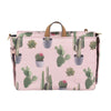 TWELVElittle On-The-Go Stroller Caddy in Cactus Print
