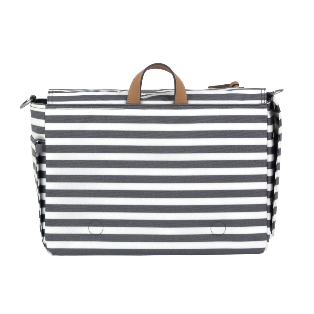 TWELVElittle On-The-Go Stroller Caddy in Stripe Print