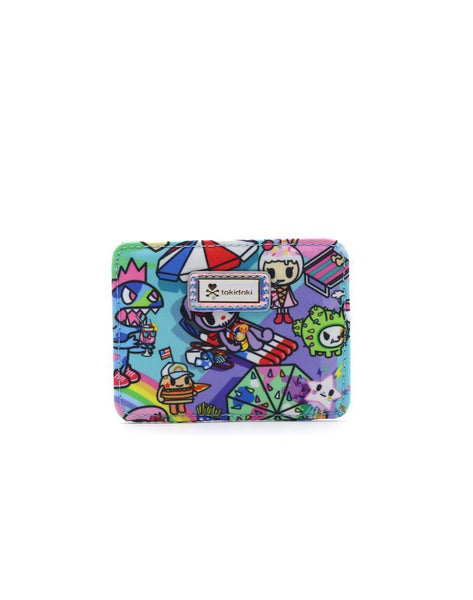 Tokidoki Pool Party Flat Card Holder