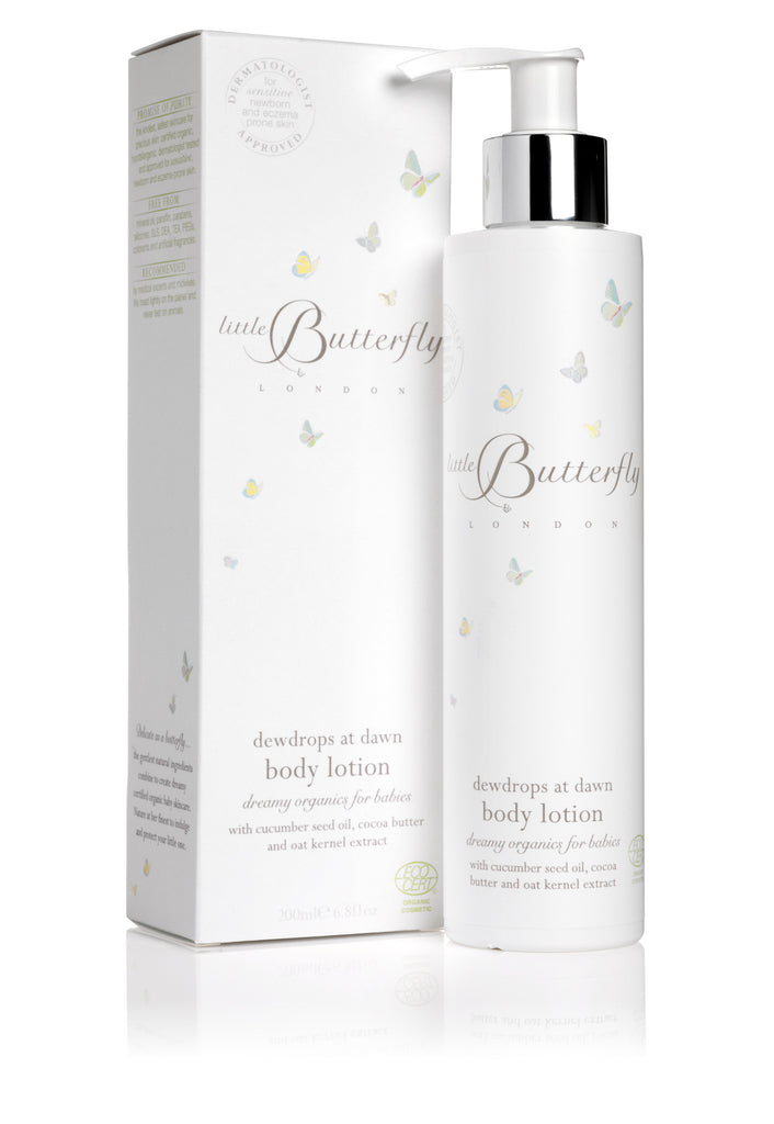 Dewdrops at dawn body lotion 200ml