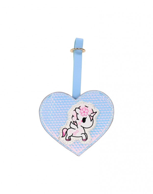 Tokidoki Watercolor Paradise Luggage Tag