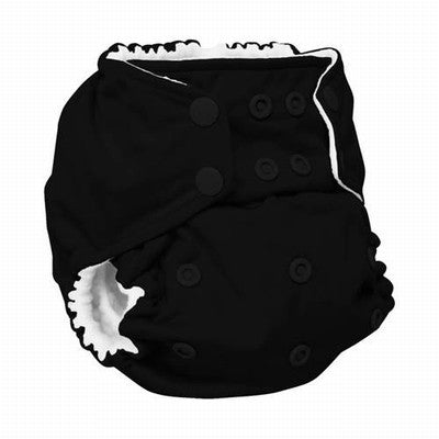 Rumparooz One Size Cloth Diaper - Phantom