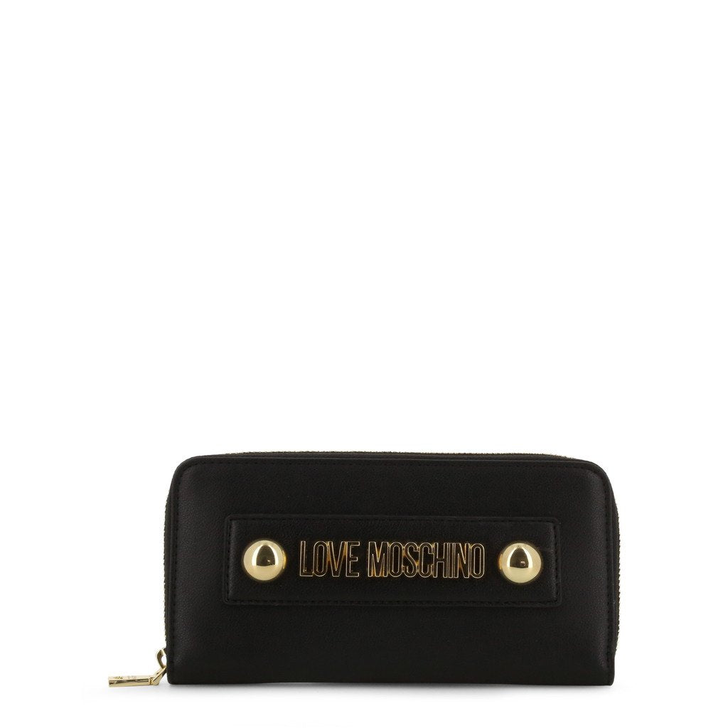 Love Moschino Zipper Wallet