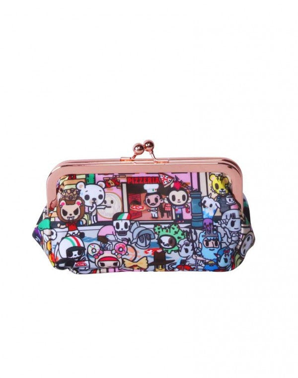 tokidoki Roma Kisslock Coin Purse