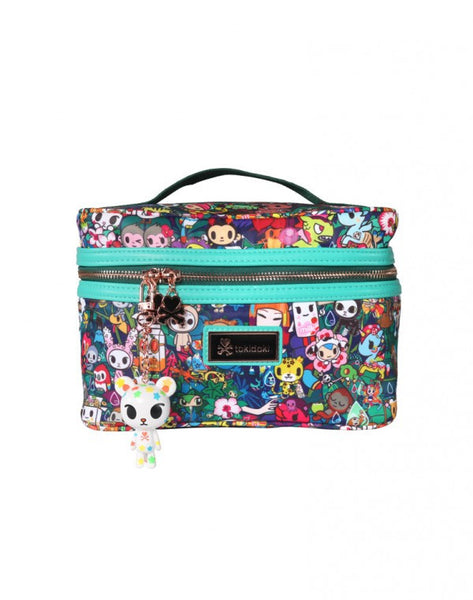 tokidoki Rainforest Train Case