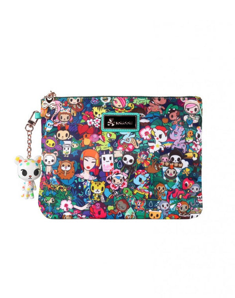 tokidoki Rainforest Zip Pouch