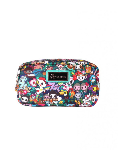 tokidoki Rainforest Cosmetic Case