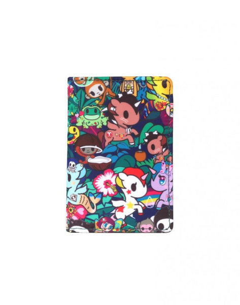 tokidoki Rainforest Small Bifold Wallet