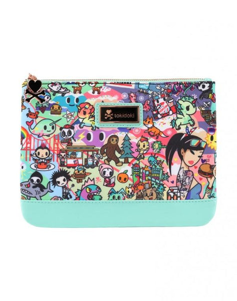 tokidoki California Dreamin' Zip Pouch