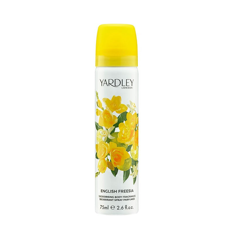 Body Spray English Freesia