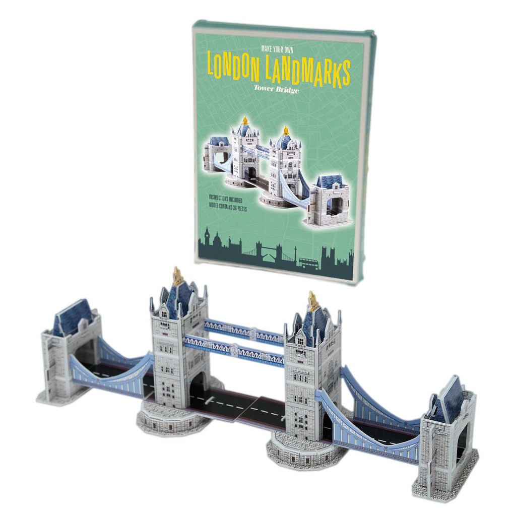 Puzzle 3D - Tower Bridge -  - 1