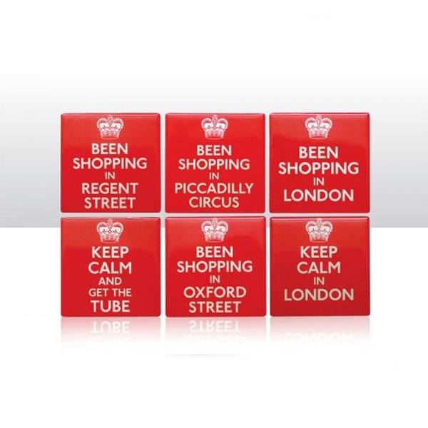 Suvenir magnet Keep Calm -