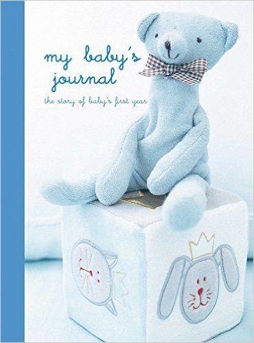 My baby's journal blue - britishgallery.ro