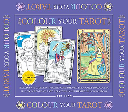 Colour your tarot
