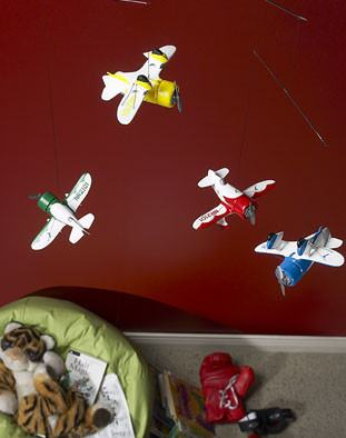 Flight mobile Gee Bee Squadron -  - 2