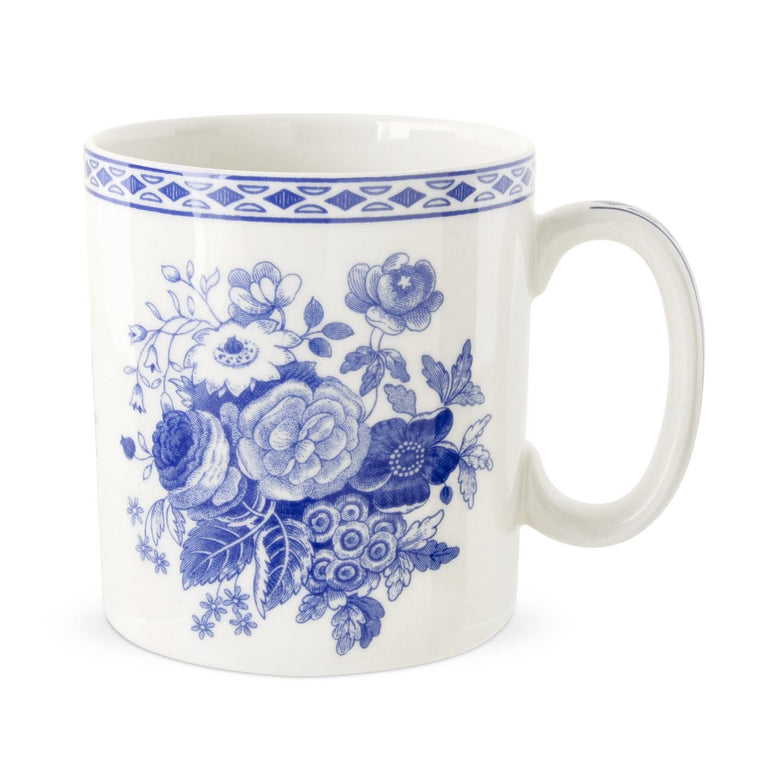 Cana portelan Blue Rose