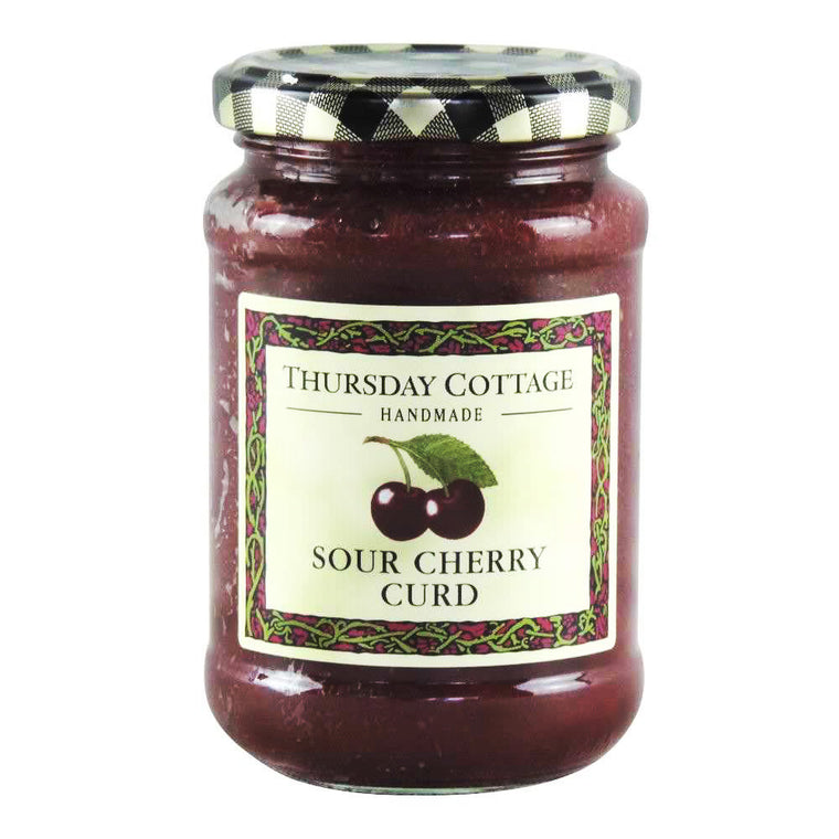 Thursday Cottage - Sour Cherry Curd
