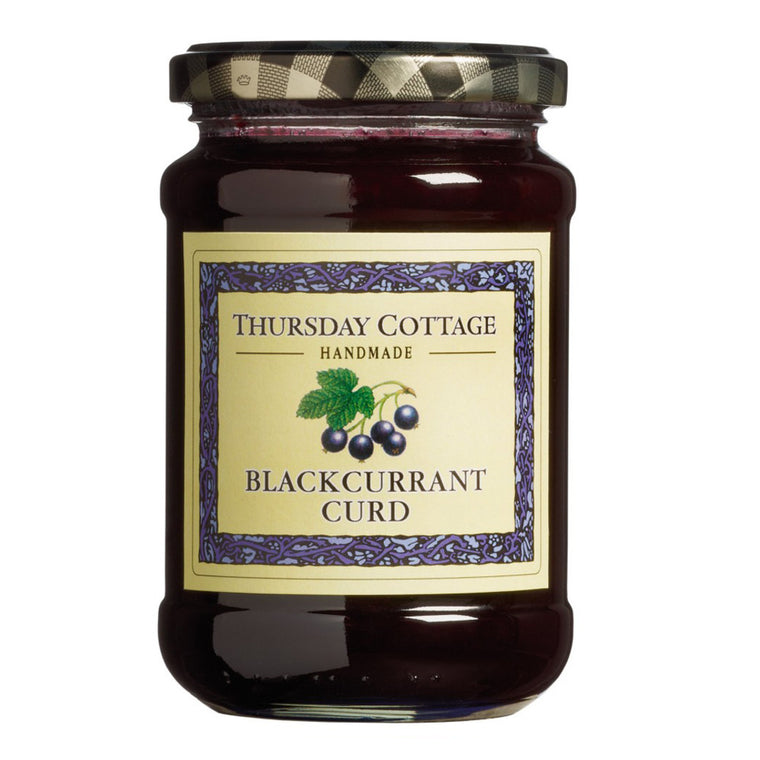 Thursday Cottage - Blackcurrant Curd