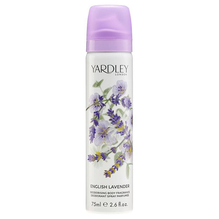 Body Spray English Lavender -