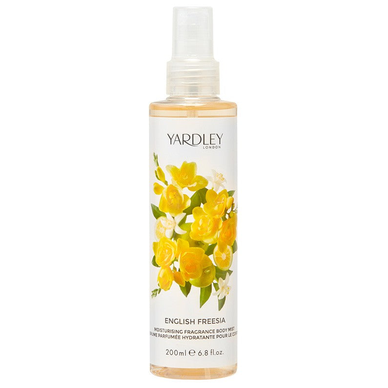 Fragrance Mist English Freesia