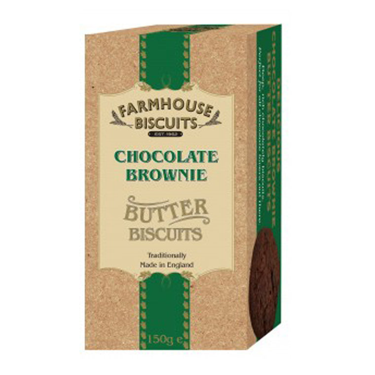 Biscuiti Luxury Butter Chocolate Brownie