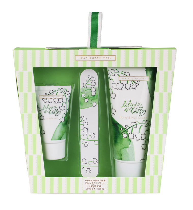 Set pentru maini Lily of the Valley