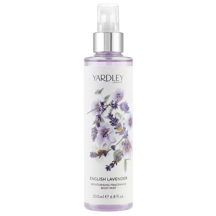 Fragrance Mist English Lavender -
