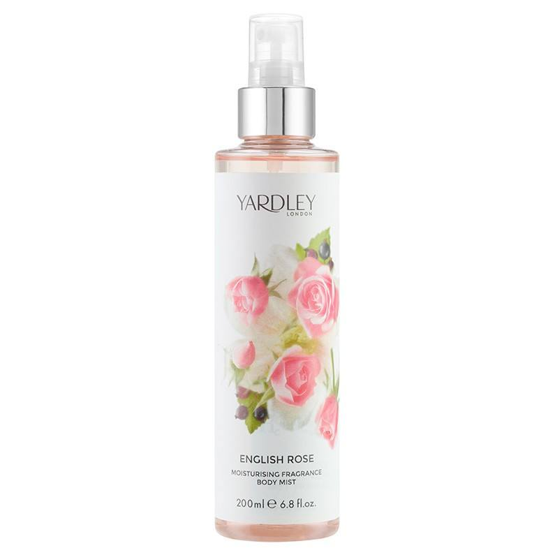Fragrance Mist English Rose -
