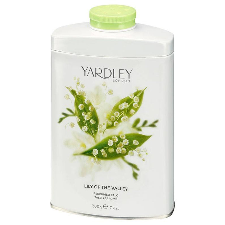 Pudra de talc Lily of the Valley - britishgallery.ro