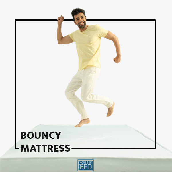Bouncy Mattress (Latex Foam Mattress)
