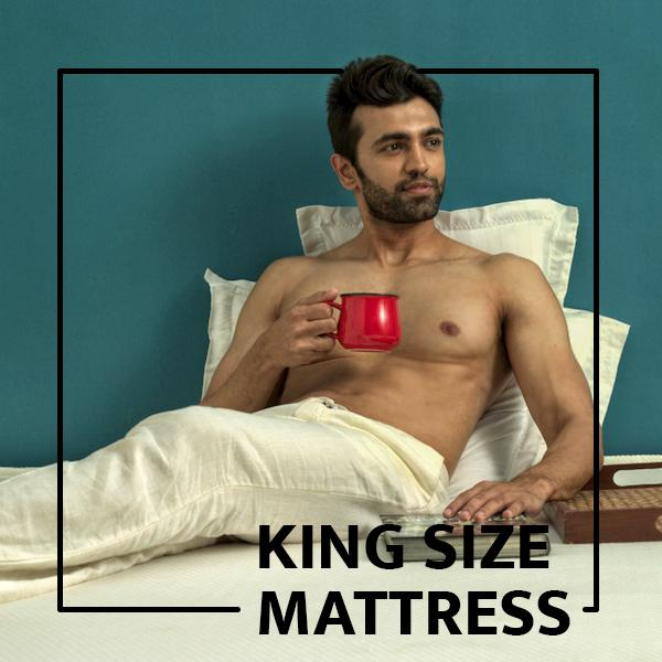 King Size Mattress (Double bed Mattress)