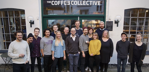 Coffee Collective Team