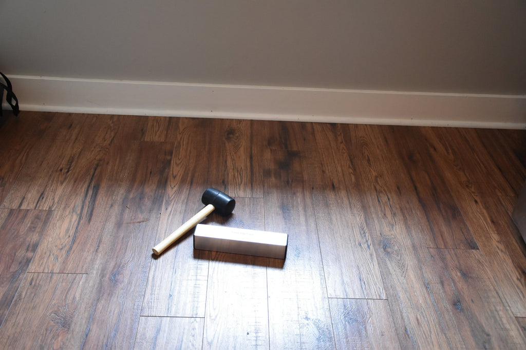 Fix Floating Floor Gaps With The Floor Gap Fixer