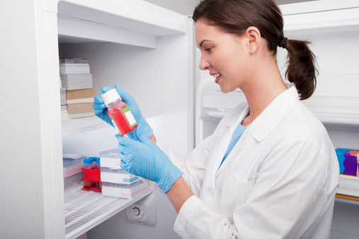 Vaccine Refrigerator Maintenance - Procedures & Checklist