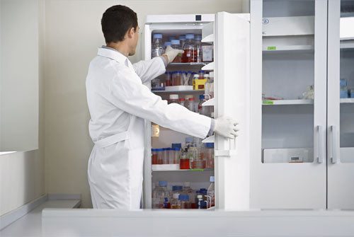 What's The Difference Between Household and Lab Refrigerators & Freezers?