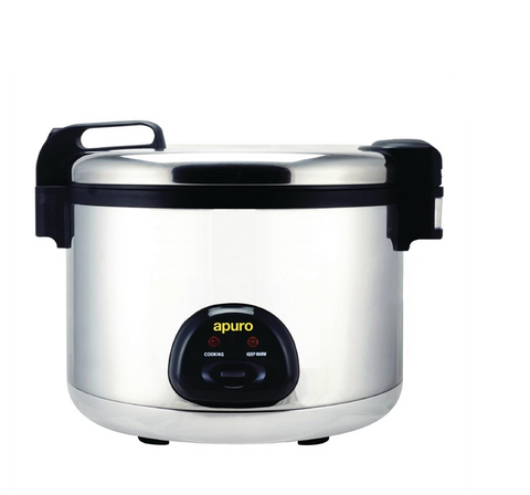 Apuro Large Rice Cooker 20Ltr - CK698-A