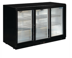 Polar G-Series Counter Back Bar Cooler with Sliding Doors 330Ltr - GL006-A