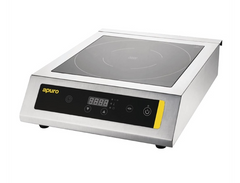 Apuro Heavy Duty Induction Cooktop 3kW - CP799-A