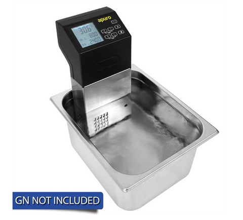 Apuro Portable Sous Vide Machine 40Ltr - DM868-A