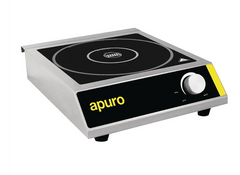 Apuro Induction Cooktop 3kW - CE208-A