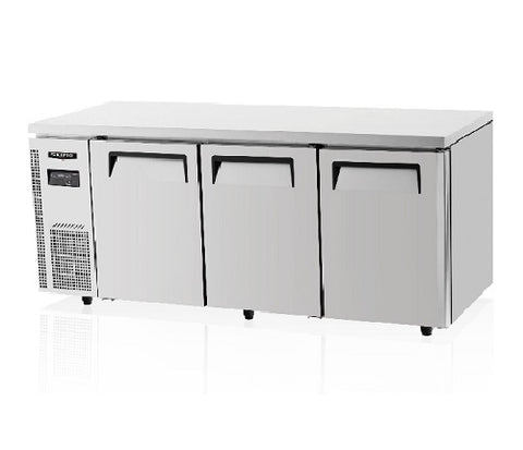 SKIPIO Underbench Fridge - 3 Doors - SUR18-3