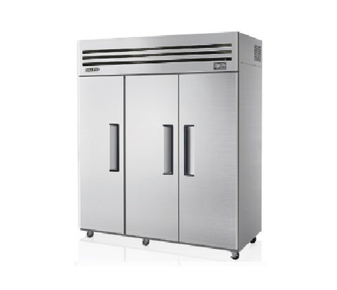 SKIPIO Upright Fridge - 3 Doors - SRT65-3