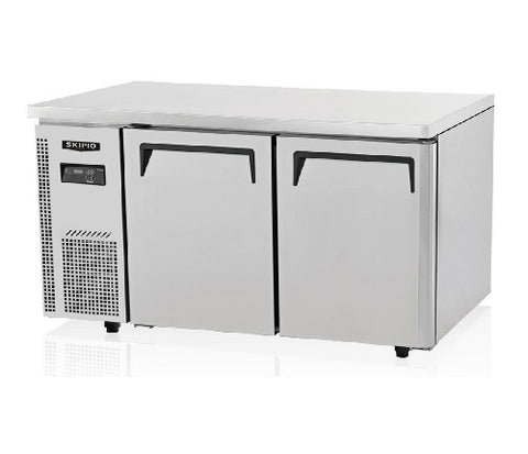 SKIPIO Underbench Fridge - 2 Doors - SUR15-2